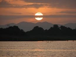 Atardecer en Río Verde, Estado Guárico
