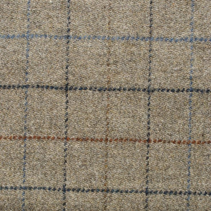 Wool Tattersal (3m for £35.97) - Robert Noble
