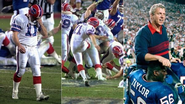 50 Most Memorable Super Bowl Moments, No. 7: Buffalo Bills kicker Scott Norwood goes 'wide right.'