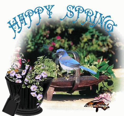 Happy Spring  spring spring quotes happy spring spring gifs spring image quotes spring quote images spring greetings