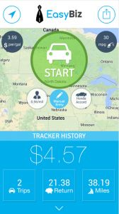 whether you drive a company car or do occasional charity work this app is certainly worth checking out if youre looking to keep track of mileage expenses