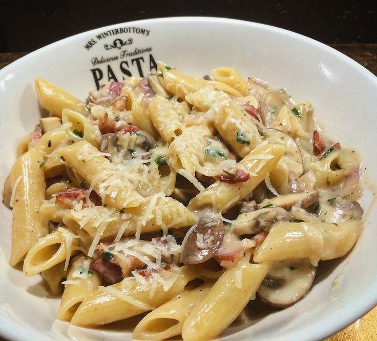 Apfelcider One Pot Pasta - Ein Häppchen Liebe