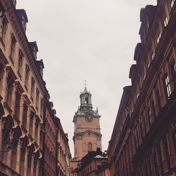 The Old Town really throw you back in time. This is the place there they started to dig the ground to Stockholm at the year 1252 - and you can still feel the history when you walk up and down the old lanes. It's magnificent! From visitstockholm