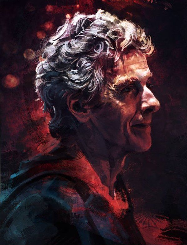 Image from the cover: Doctor Who - Series 9 Steelbook [Amazon Exclusive] [Blu-ray] [2016]