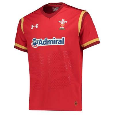 Under Armour Wales Rugby Home Supporters Shirt 15/16 Red Official Welsh Rugby Union productUltra-durable HeatGear® fabric is built for strength and comfortDurable insets add stretch, where you need it mostTextured-mesh panels provide strategic ventilationSi http://www.MightGet.com/february-2017-2/under-armour-wales-rugby-home-supporters-shirt-15-16-red.asp