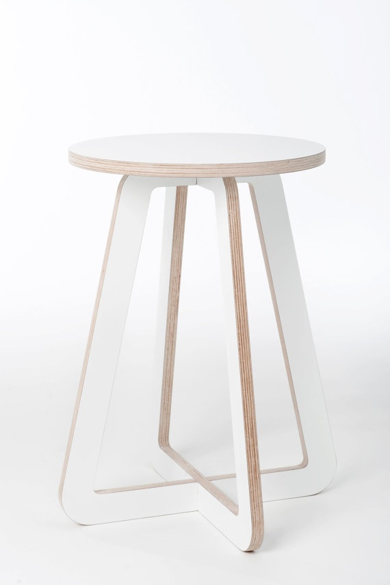 Ply Candy XStool  flatpack plywood stool by PlyCandy on Etsy, $260.00