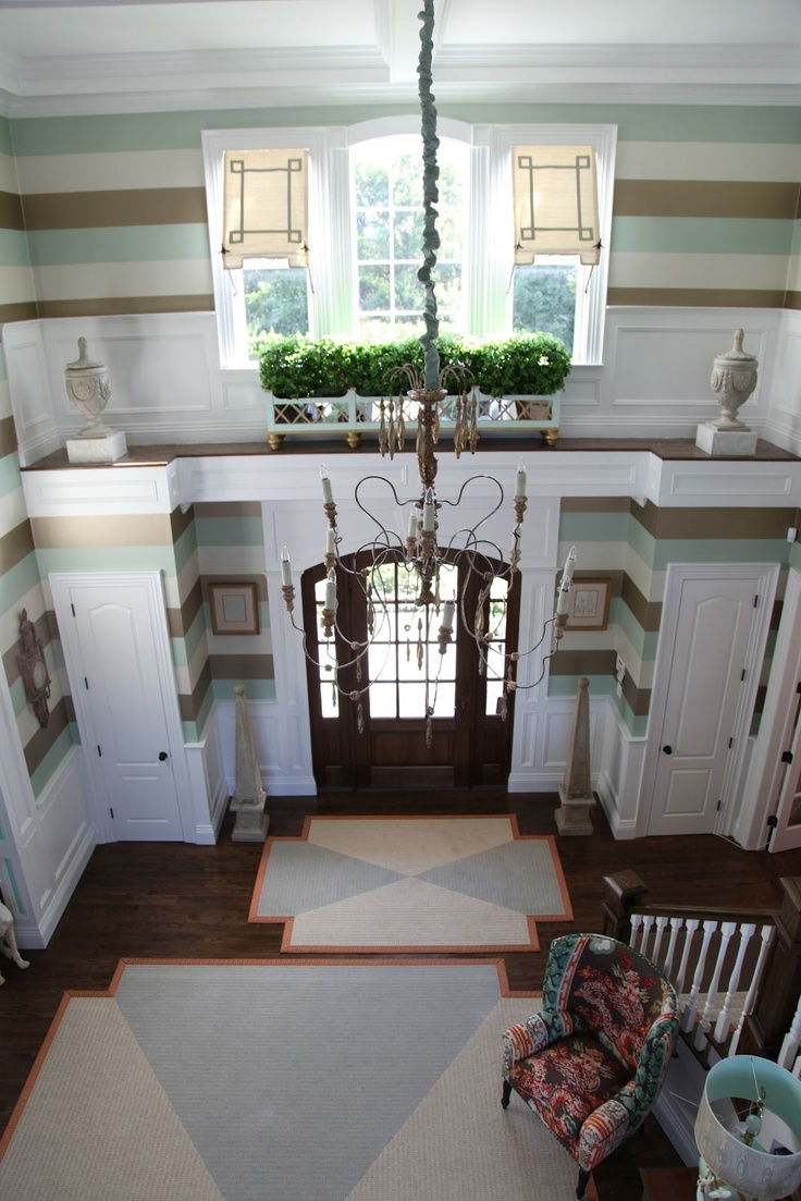 Foyer Ledge Decor : Best images about high ceilings on pinterest story