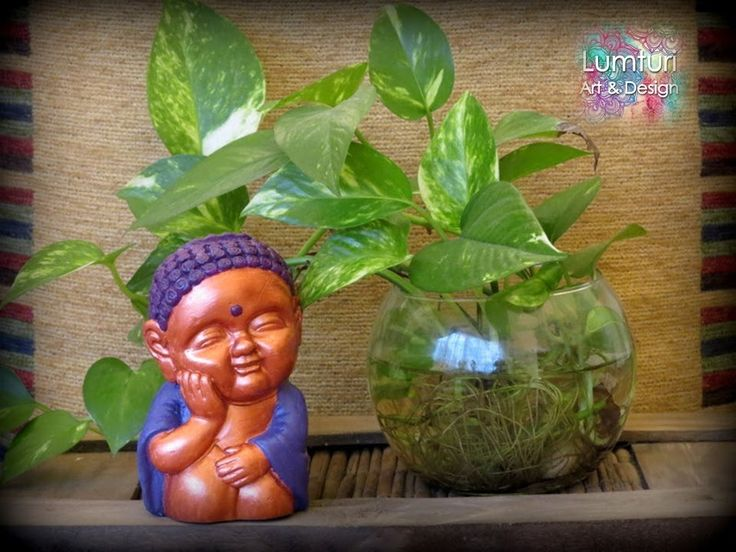 Buda Amor 13x9 cm