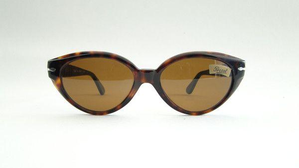 Persol 853 Carol Alt Havana Dark Sunglasses €149.00, #persol, #vintage…