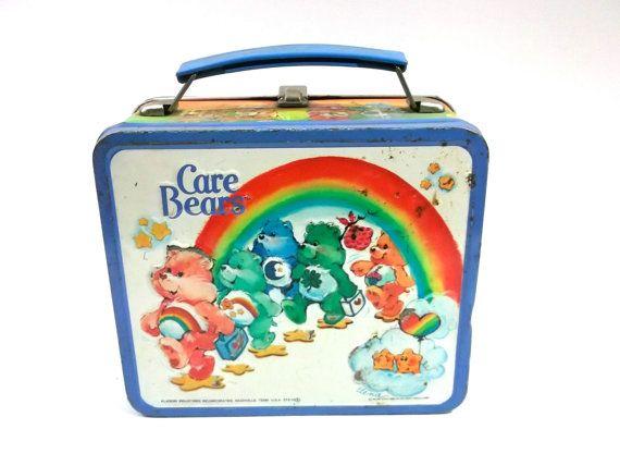 Care Bears Lunch Box