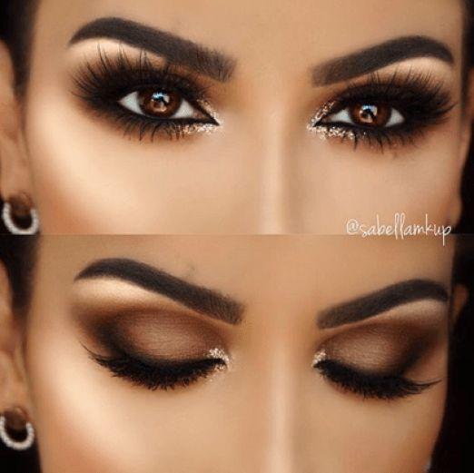 5 Ways To Make Brown Eyes Pop