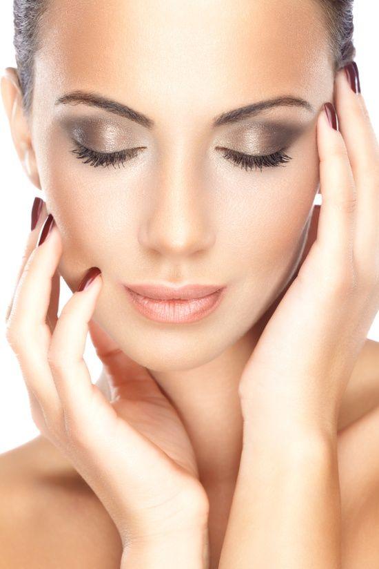make up @ Beauty Salon Hair Styles