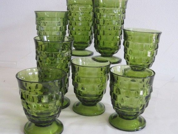 These bring back memories...These were part of my wedding shower gifts in '69!