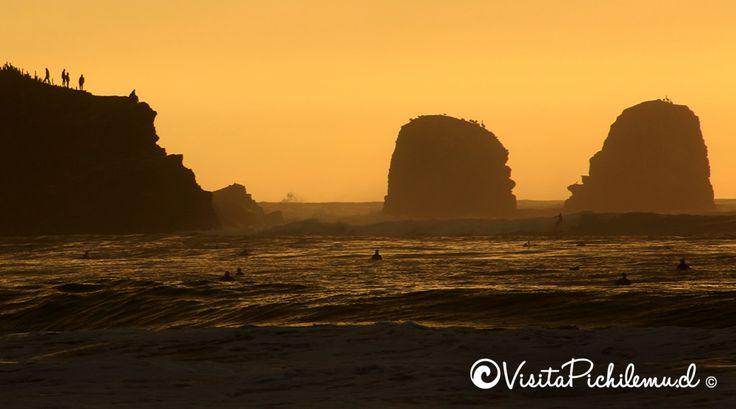 Un día perfecto en la Capital del Surf