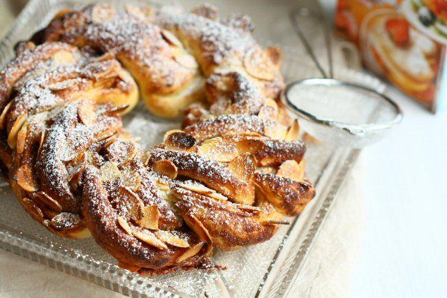 Cinnamon Spelt Ring aka Estonian Bread Kringel