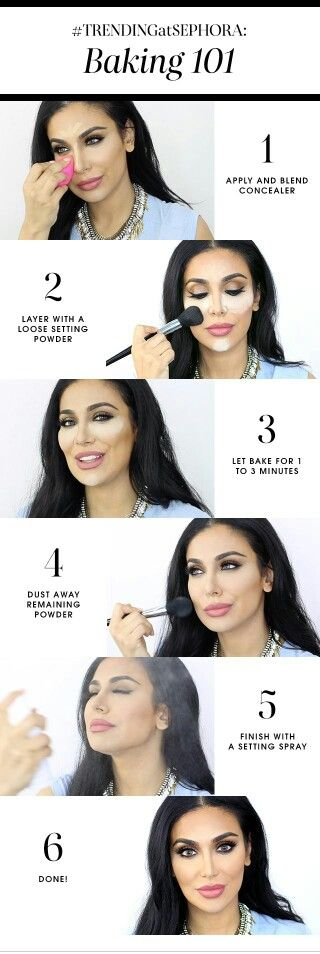 Cooking your foundation