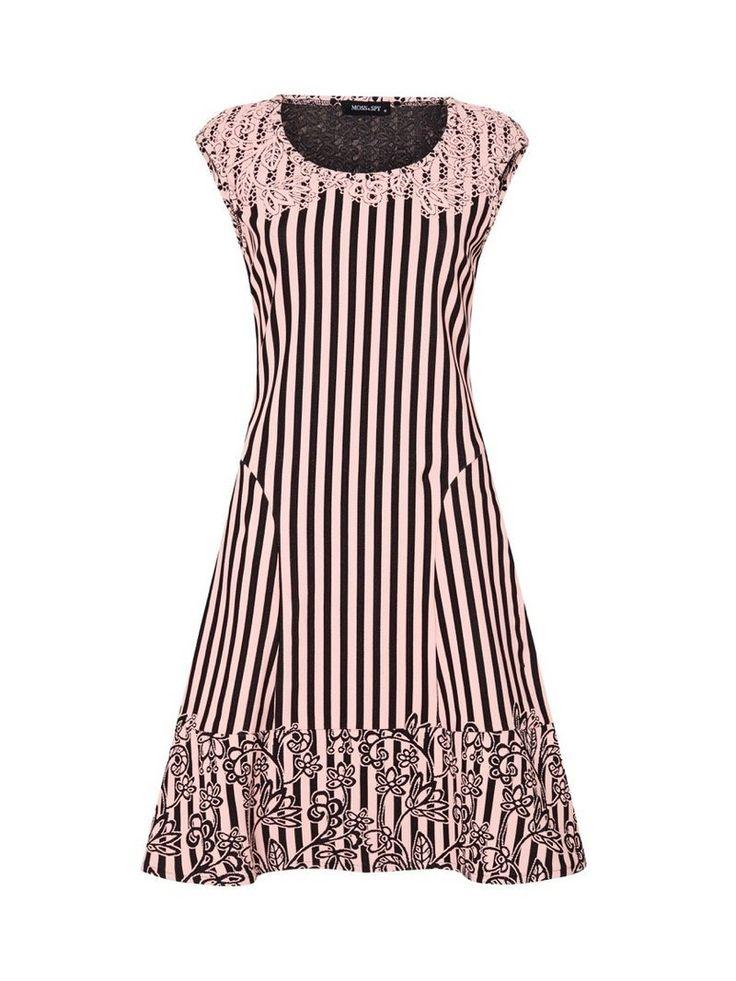 Moss and Spy - Candy A Line Dress