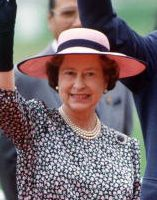 Queen Elizabeth, October 15, 1989 - Philip Somerville