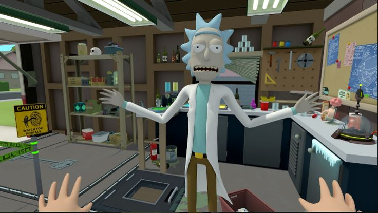 Learn about The New Rick and Morty Game Is One of the Best VR Experiences You Can Play http://ift.tt/2pGEO4h on www.Service.fit - Specialised Service Consultants.