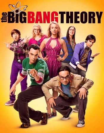 The Big Bang Theory - Stagione 7 [1/22 - In corso] - DLMux 720p ITA-ENG Subs | Feature Magazine