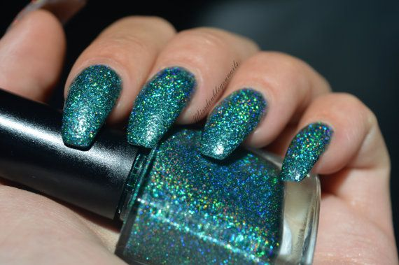 Manhattan MermaidsGalaxy Gals Indie Nail by DutchPolishNSupplies