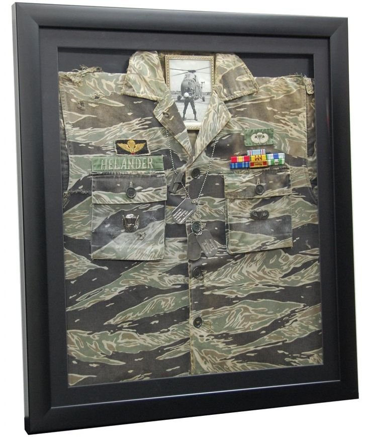 114 Best Army Military Shadow Box Displays Images On