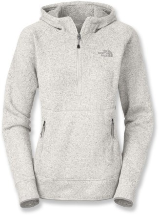 North Face - Crescent Sunshine Hoodie...ooo this looks cozy, i want it