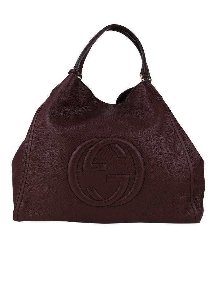 d25c29d5b Bolsa Gucci Soho Couro Vinho | wish list | Fashion, Bags e Gucci