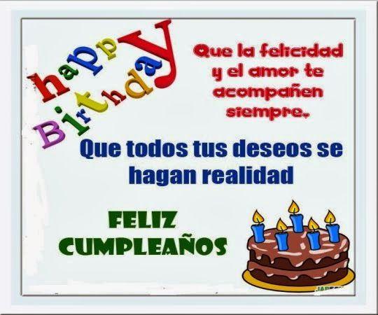 Bonitos mensajes originales para desear feliz cumpleaños