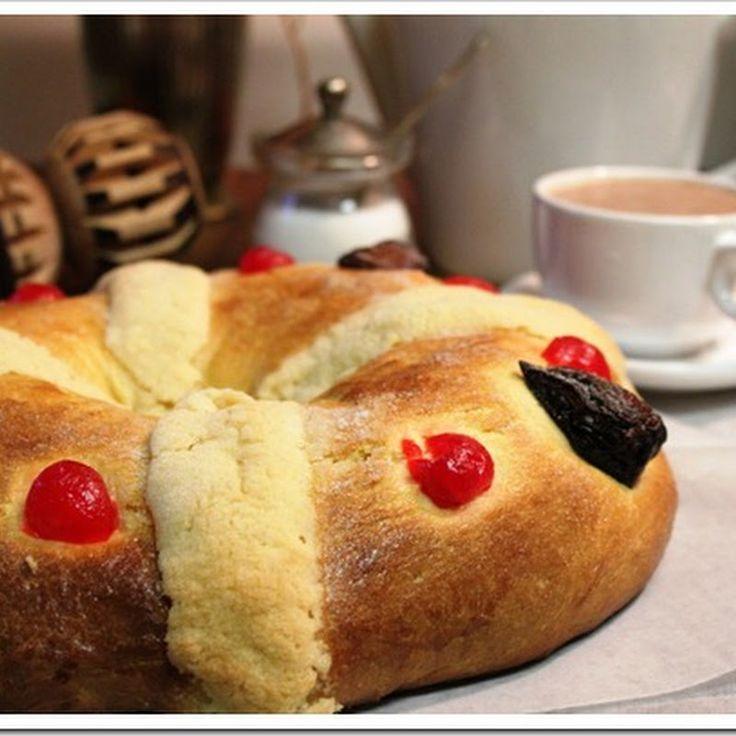 Mexico in my Kitchen: Three Kings Bread Recipe / Receta de Rosca de Reyes|Authentic Mexican Food Recipes Traditional Blog