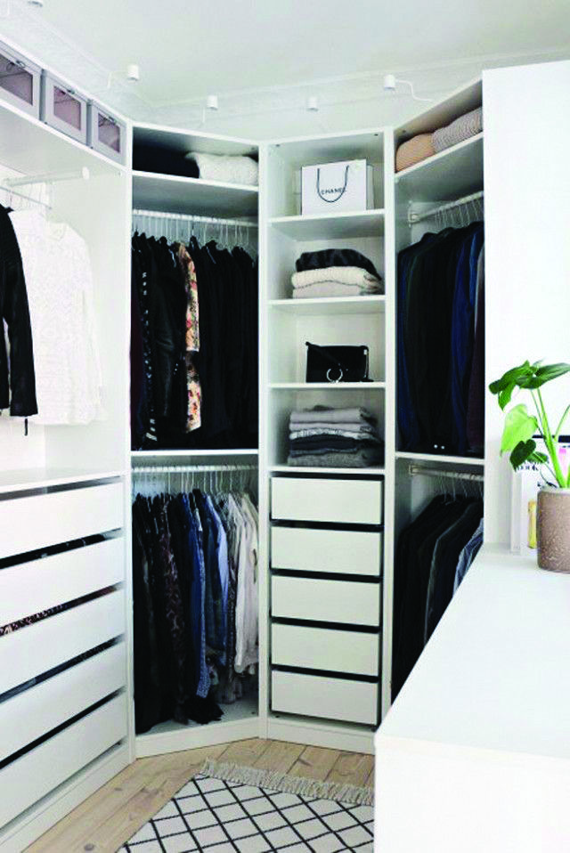 Here Are Corner Shelves Office For Your Home Closet Bedroom Closet Designs Ikea Closet