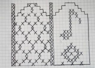 Det er ikke tillatt å kopiere mønstret direkte til egen blogg , men vil  sette veldig stor pris på om dere linker til siden min dersom...