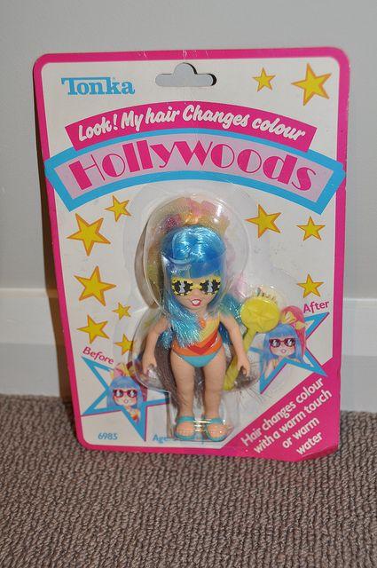 1980s Vintage Tonka Hollywoods Doll