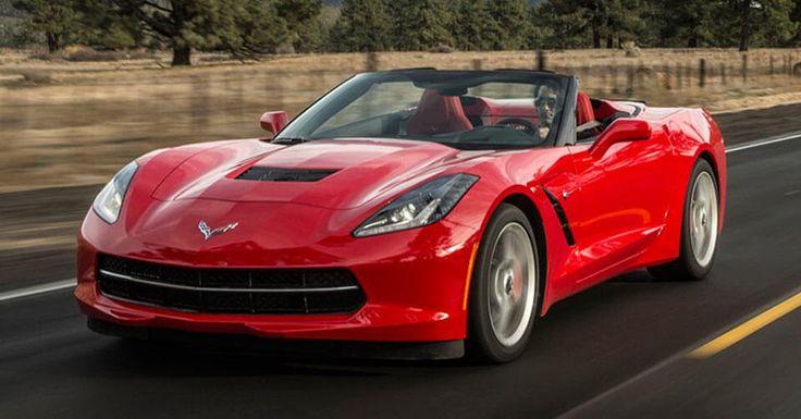 2019 Chevrolet Corvette Pricing To Start At $56,590 #Chevrolet #Corvette