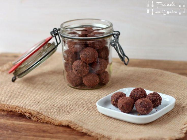 Maroni Walnuss Energiekugerl zuckerfrei - Freude am Kochen
