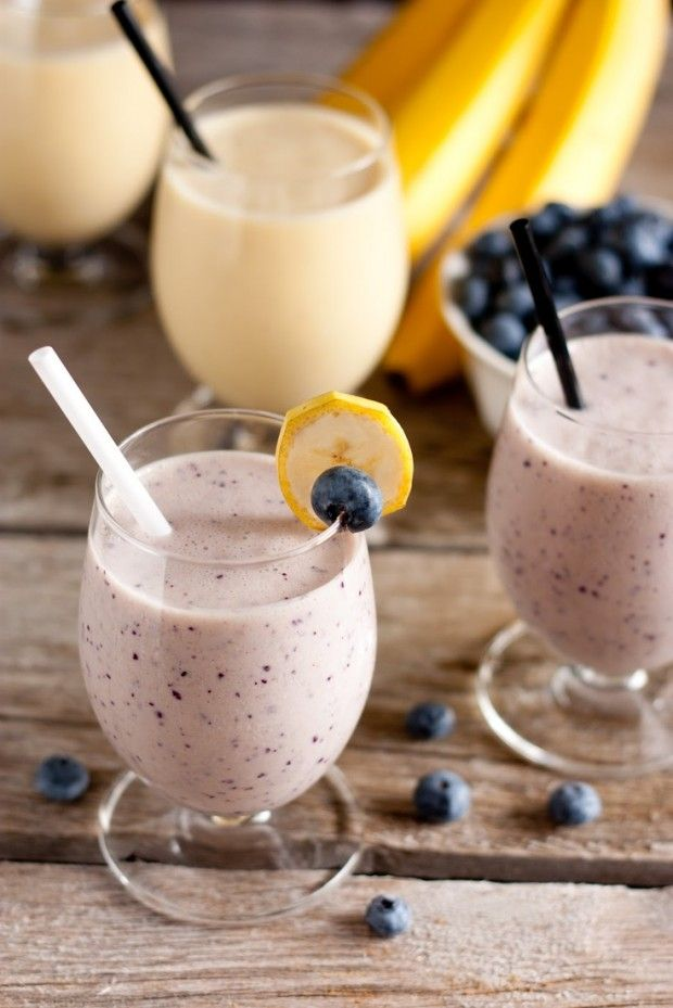 22 Easy and Healthy Fat Burning Smoothies- Healthy Protein Smoothies
