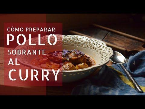 Friends, a shiny video is here ✨ Cómo preparar Pollo sobrante al CURRY | Receta de aprovechamiento https://youtube.com/watch?v=VUXYVtClZLE