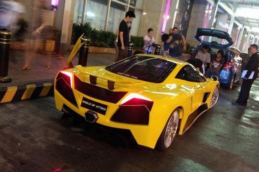 Philippine Car Manufacturer, Factor Aurelio Automobile Has Unveiled The  Latest Sports Car Named Aurelio,