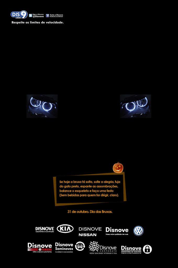 """DISNOVE - E-mail mkt Halloween Cliente: Grupo Disnove. Agência: 3Pontos Comunicação. Campanha: Institucional. Título: """"Halloween 2012"""". Peça: e-mail mkt. Atendimento: Gabriel Moitas / Newton Neto. Assistente de atendimento: Rodrigo Ramos. Direção de criação: Sergio Teixeira. Direção de arte: Alex Tiago. Redação: Gabriel Mascarenhas. Arte-finalista: Bruno Perruci."""