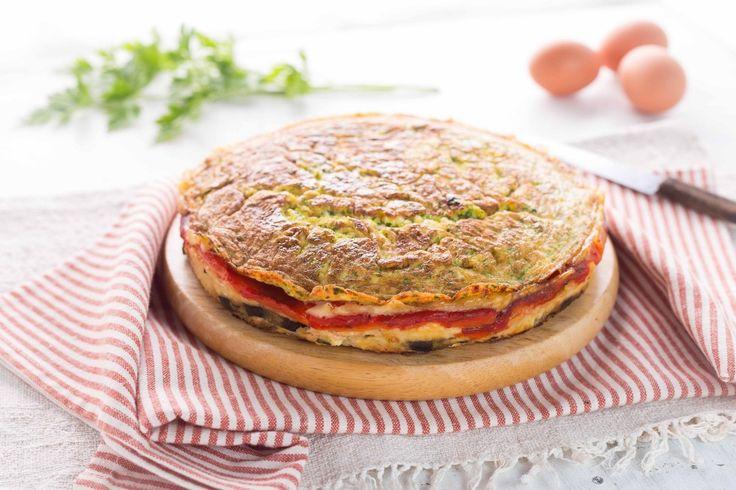 torta-di-frittate ricetta