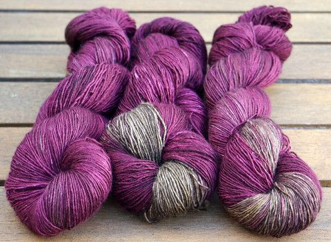 Fingering weight single ply - Songs about Jane PRE ORDER