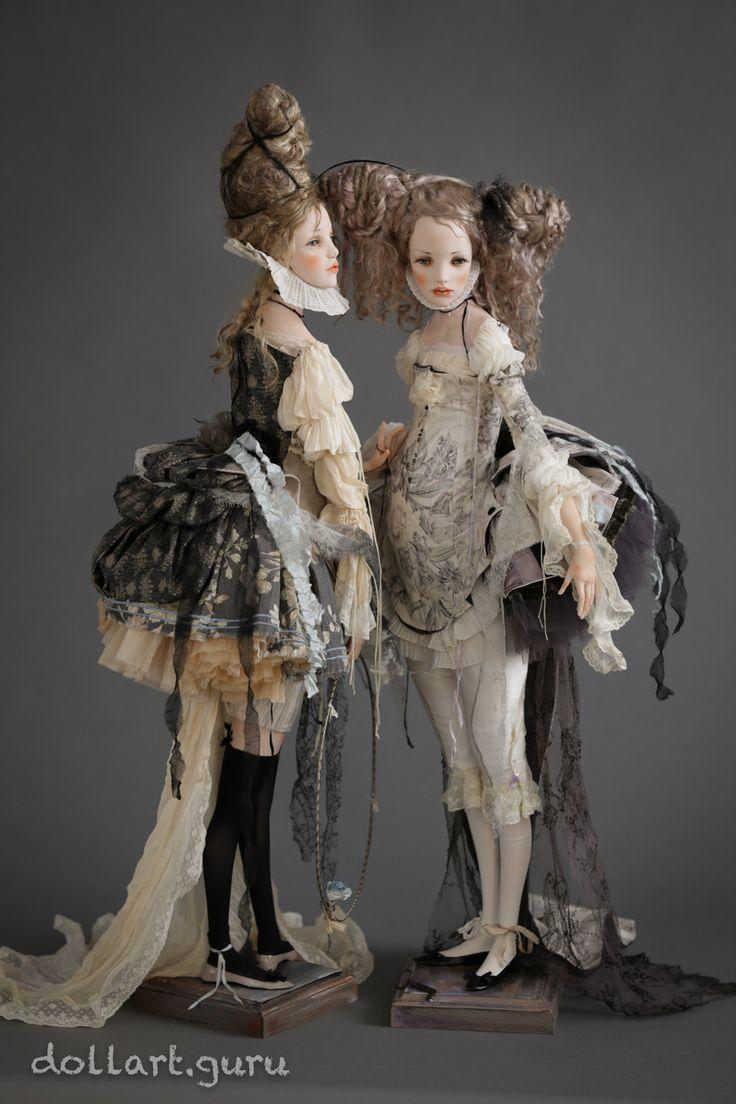 Кукла Наследника Тутти. Авторская кукла Алисы Филипповой   Doll Art Guru