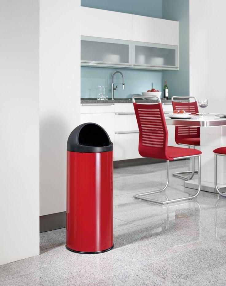 Hailo BigBin Cap 45 Grossraumabfallbox Abfalleimer Mülleimer Papierkorb | markenbaumarkt24
