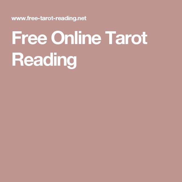 Free Online Tarot Reading