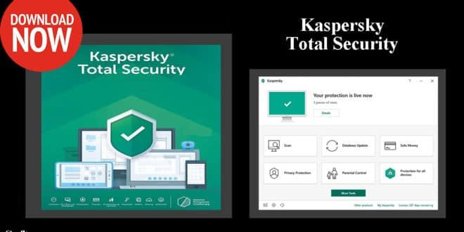 Kaspersky Total Security Reset Trial Krt Club Internet Security Online Security Antivirus Software