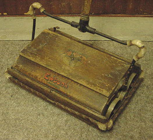 The vacuum cleaner evolved from the carpet sweeper via manual vacuum cleaners. These were popular before the introduction of the vacuum cleaner and have been largely superseded by them.