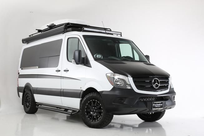 Used 2017 Mercedes Benz Sprinter 2500 144 For Sale In Placentia