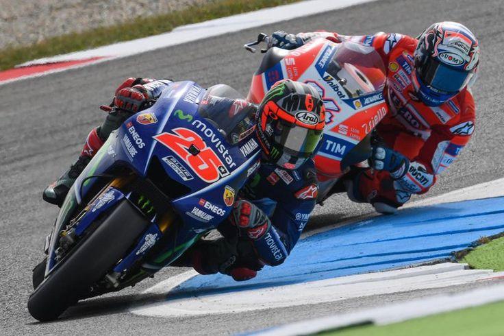 【MotoGP】 第8戦 オランダGP:マーベリック・ビニャーレスが初日トップ  [F1 / Formula 1]