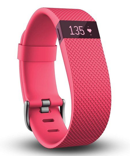 Fitbit Charge HR Pink Small | zulily