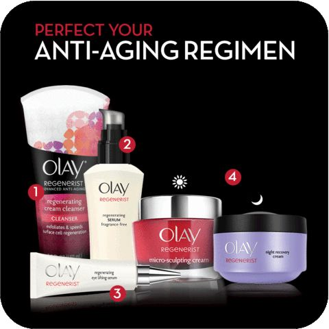 Olay skin scientists have formulated the #1 selling anti-aging moisturizer with an advanced Amino-Peptide Complex to penetrate deep into the skin's surface to visibly reduce the appearance of wrinkles.
